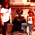 me and my sisters back at the Texas State Capitol